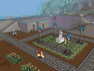 Little Big Adventure 2  in-game screen image #1