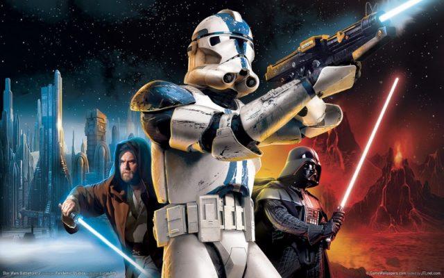Star Wars: Battlefront II game art image #1