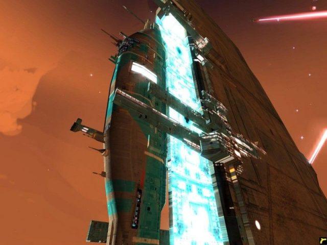 Homeworld 2 in-game screen image #3