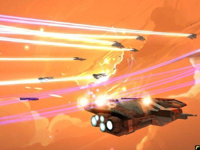 Homeworld 2 in-game screen image #1