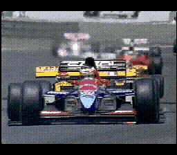 Formula 1 World Championship: Beyond the Limit  title screen image #1