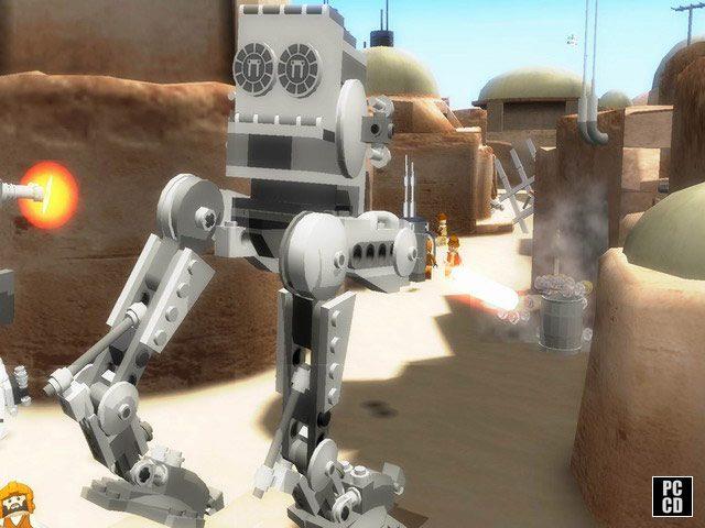 LEGO Star Wars II: The Original Trilogy in-game screen image #3