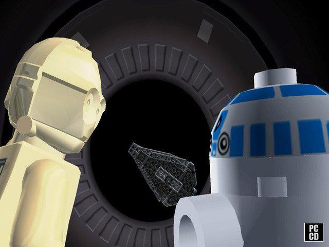 LEGO Star Wars II: The Original Trilogy in-game screen image #2