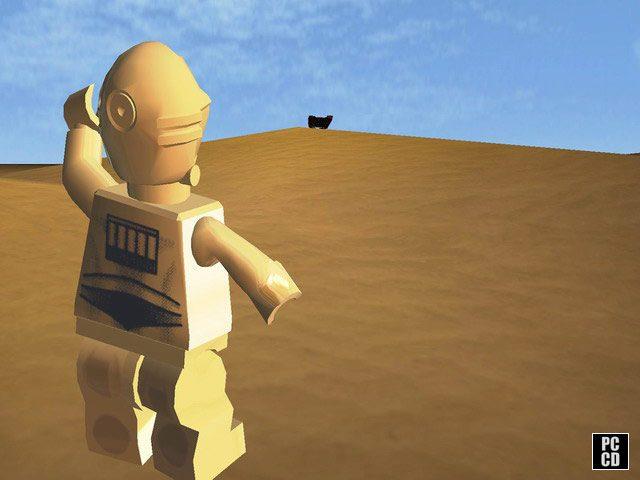 LEGO Star Wars II: The Original Trilogy in-game screen image #1