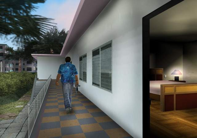 Grand Theft Auto: Vice City  in-game screen image #3