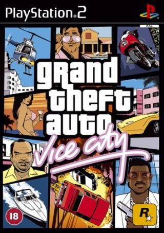 Grand Theft Auto: Vice City  package image #1