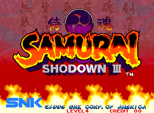 Samurai Spirits: Zankurou Musouken  in-game screen image #1