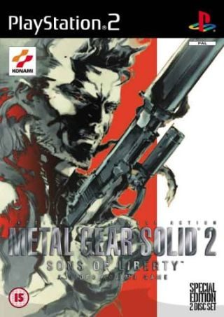 Metal Gear Solid 2: Sons of Liberty  package image #1