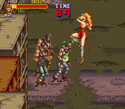 Final Fight 2 in-game screen image #1