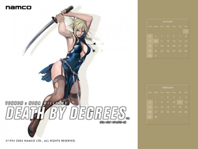 Death by Degrees  game art image #2