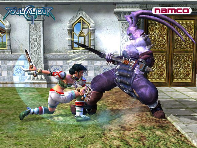SoulCalibur II  in-game screen image #5