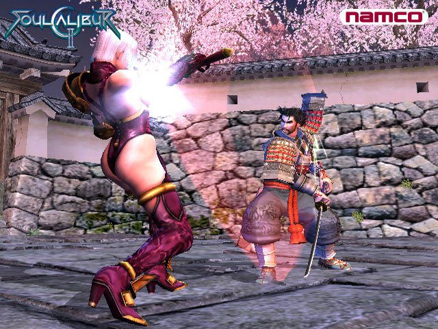 SoulCalibur II  in-game screen image #4
