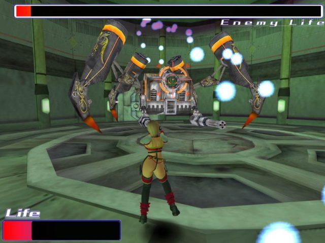 A-GA Gekidō no Wakusei  in-game screen image #4