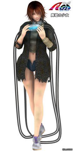 A-GA Gekidō no Wakusei  character / portrait image #2
