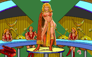 Leather Goddesses of Phobos 2  in-game screen image #1