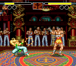 Fatal Fury  in-game screen image #1