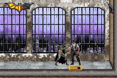 Batman Begins in-game screen image #2