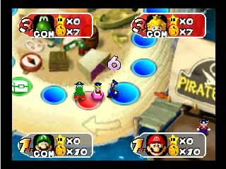 Mario Party 2 in-game screen image #3