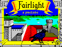 Fairlight 1: A Prelude  title screen image #1