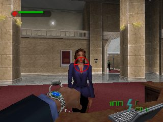 007: The World is Not Enough  in-game screen image #4