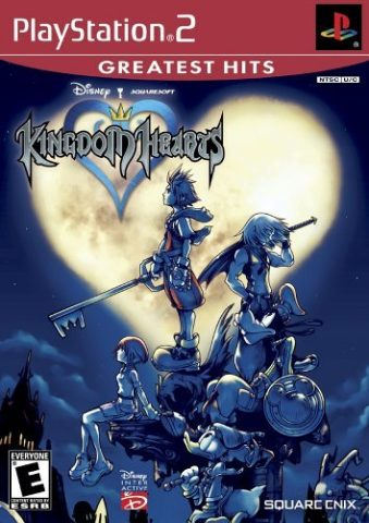 Kingdom Hearts  package image #1