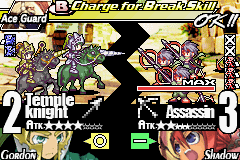 Yggdra Union: We'll Never Fight Alone  in-game screen image #4