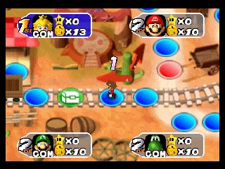 Mario Party 2 in-game screen image #2