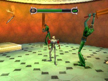 MediEvil 2  in-game screen image #3