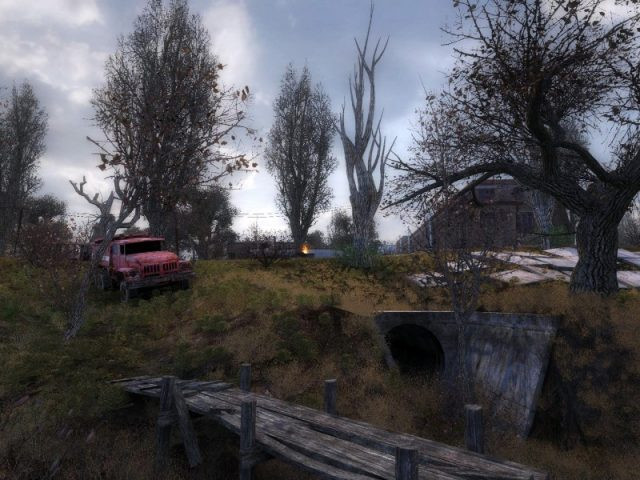S.T.A.L.K.E.R.: Shadow of Chernobyl  in-game screen image #1