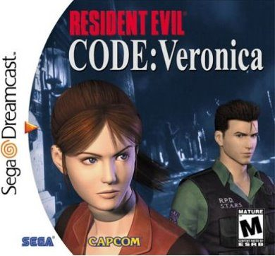 Resident Evil CODE: Veronica  package image #3