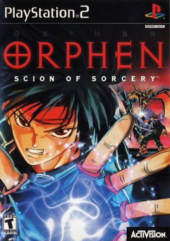 Orphen: Scion of Sorcery  package image #1