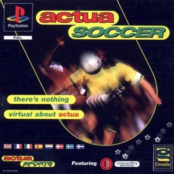 Actua Soccer  package image #1