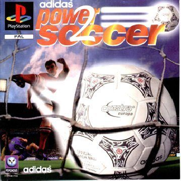 Adidas Power Soccer 2 package image #1