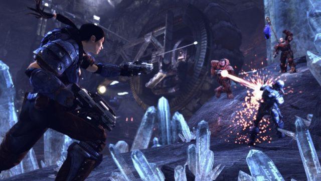 Unreal Tournament III  in-game screen image #2