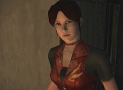 Resident Evil CODE: Veronica  in-game screen image #2
