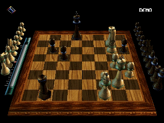 Virtual Chess 64 in-game screen image #1