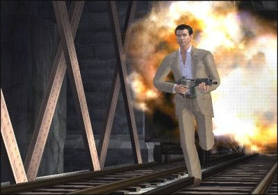James Bond 007: Everything or Nothing  in-game screen image #1