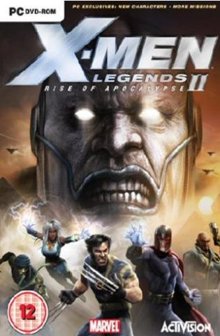 X-Men Legends II: Rise of Apocalypse  package image #1