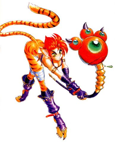 Breath of Fire II  character / portrait image #1