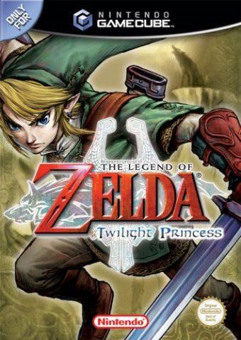 The Legend of Zelda: Twilight Princess  package image #3