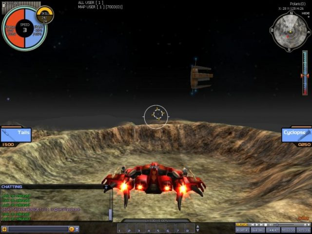 Space Cowboy Online in-game screen image #1