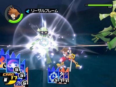 Kingdom Hearts II Final Mix+ in-game screen image #2