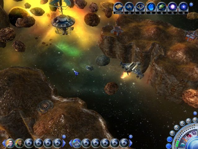 Spaceforce: Captains  in-game screen image #4