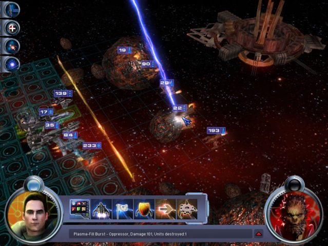 Spaceforce: Captains  in-game screen image #3