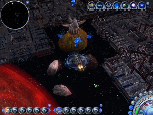 Spaceforce: Captains  in-game screen image #2