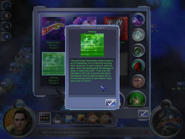 Spaceforce: Captains  in-game screen image #1