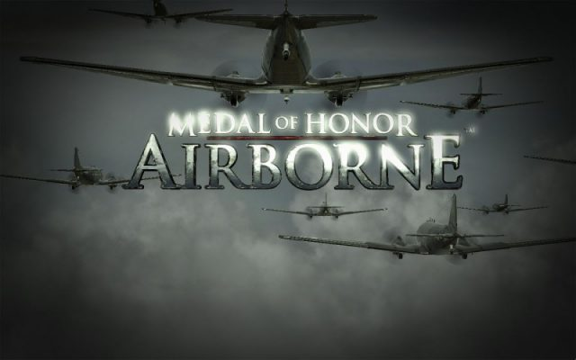 Medal of Honor: Airborne  title screen image #1