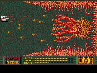 Menace  in-game screen image #1