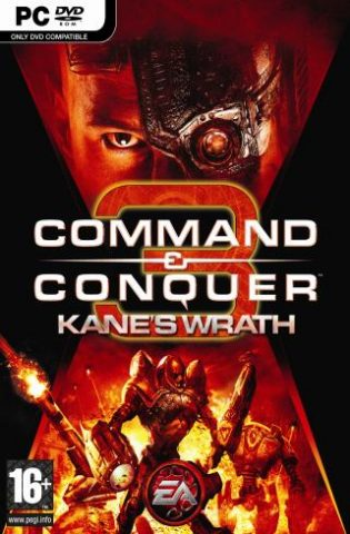 Command & Conquer 3: Kane's Wrath  package image #1