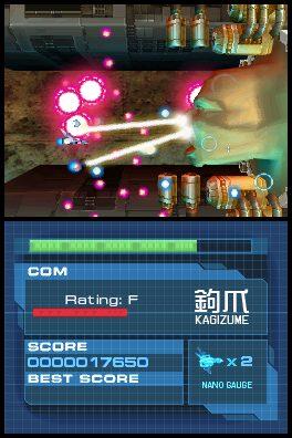 Nanostray 2 in-game screen image #3